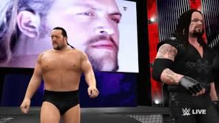 WWE 2K16 Mods - Unholy Alliance (Undertaker & Big Show)