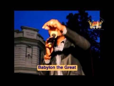 Babylon The Great Part 1, By Apostle T F Chiwenga