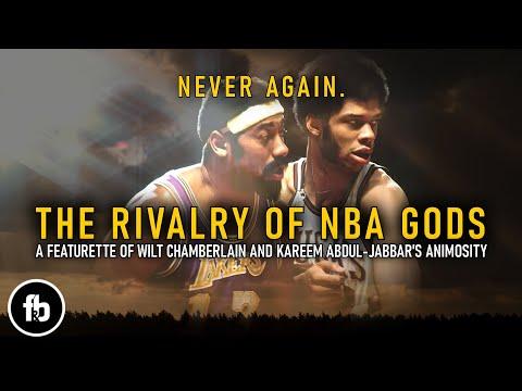 Wilt Chamberlain vs Kareem Abdul-Jabbar   The Rivalry of NBA Gods