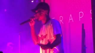 Bryson Tiller performs