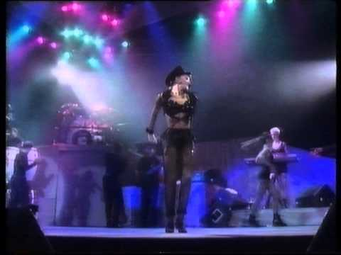Kylie - Too much of a good thing - live