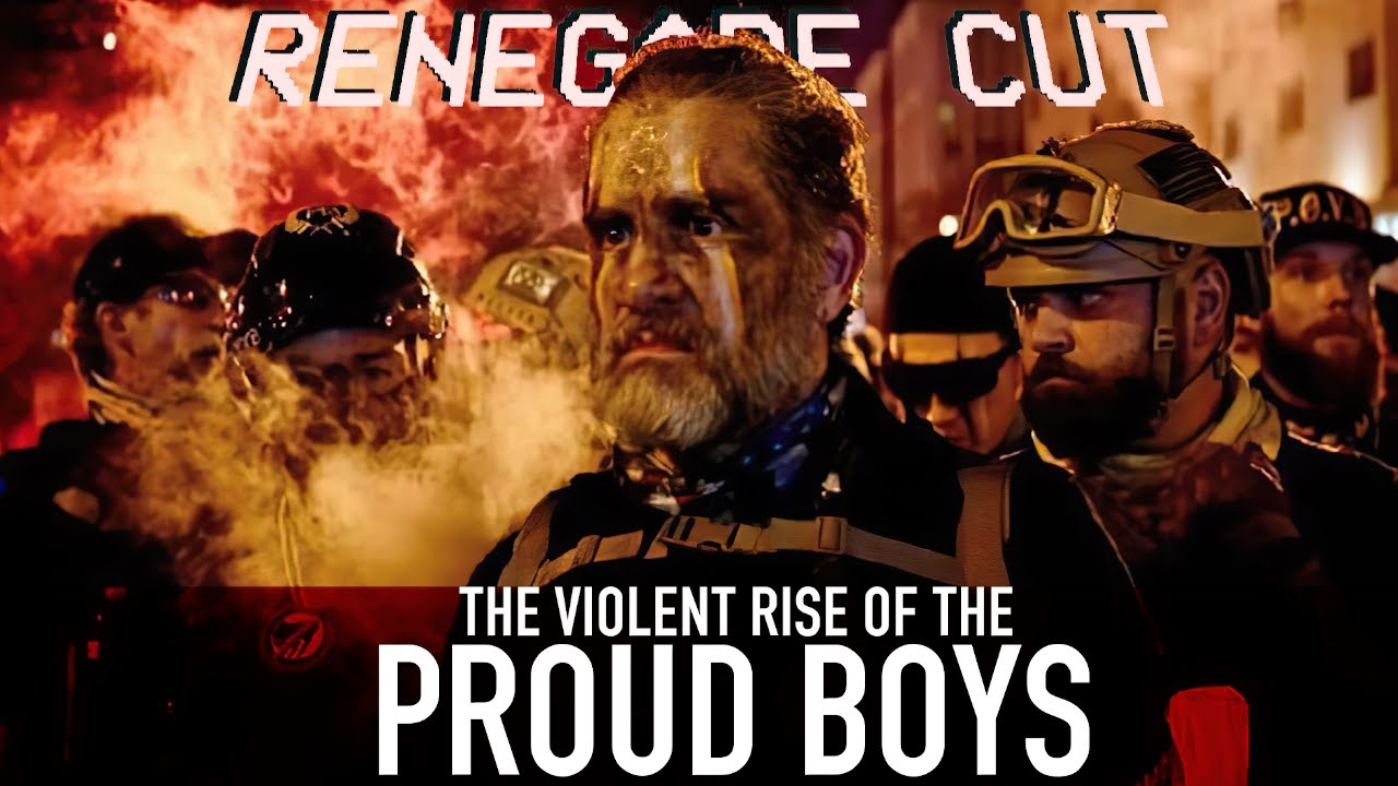 The Violent Rise of the Proud Boys | Renegade Cut