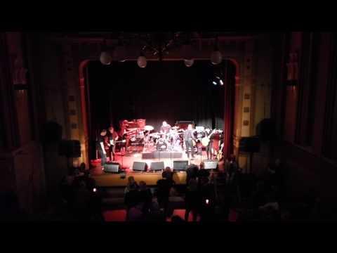 Saturday Night performed bv Danny Lademachers Wild Romance at Thalia Theater IJmuiden 2017-03-11