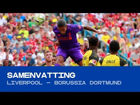 HIGHLIGHTS | Liverpool - Borussia Dortmund