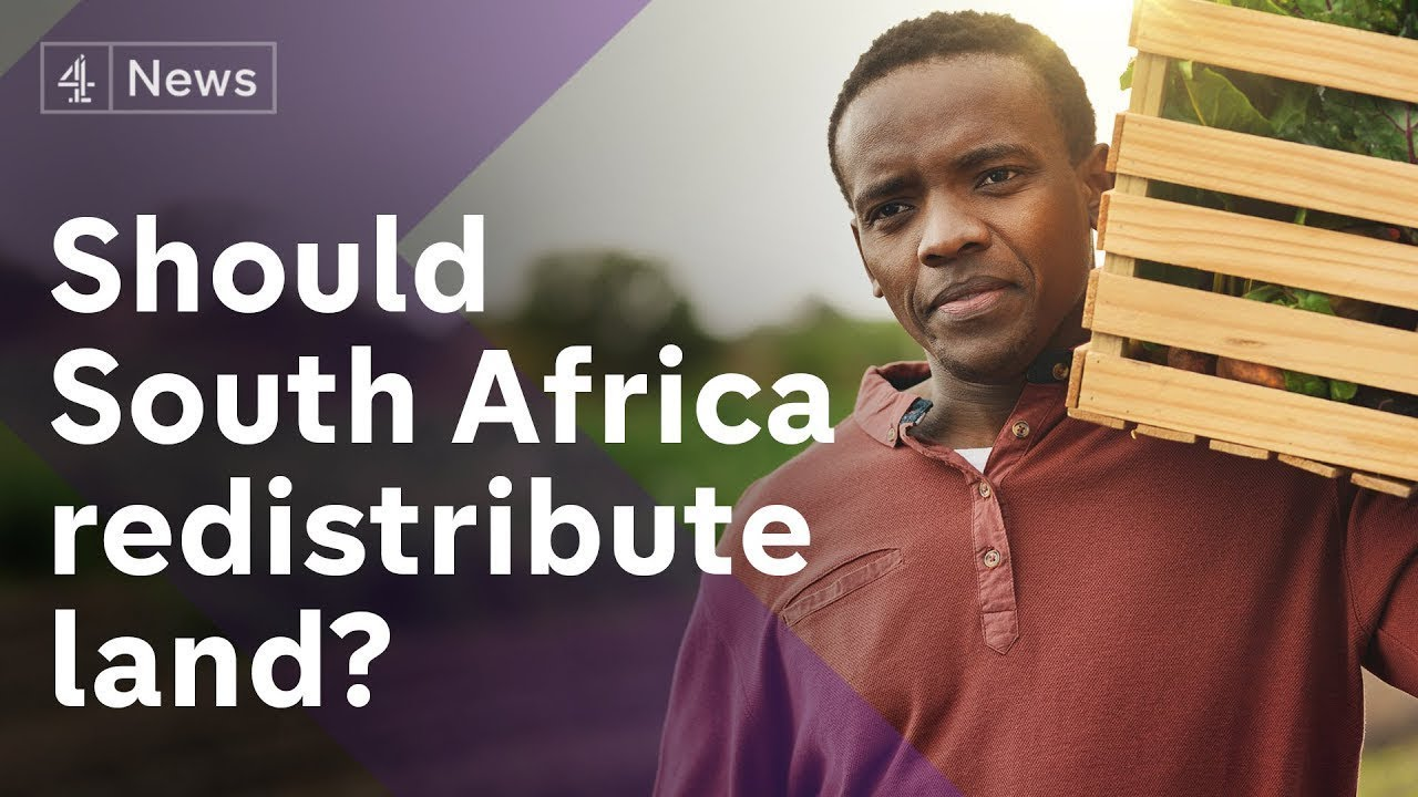 Who should own South Africa's land?