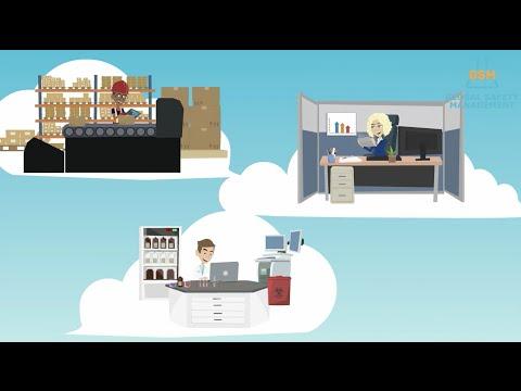Global Safety Management 2D Whiteboard Animation   SDS Publisher