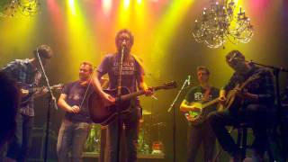"David Crowder Band - ""Because He Lives""  live @ House of Blues in Houston 09/29/11"