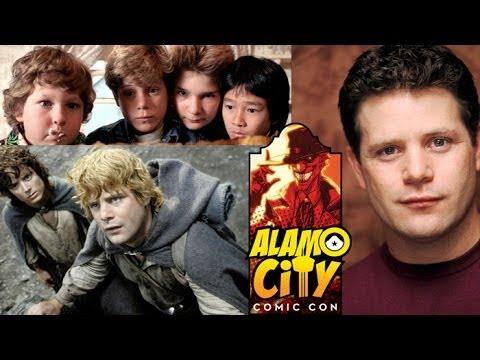 Alamo City Comic Con: Lord of the Rings/Hobbit Panel w/ Sean Astin & Adam Brown