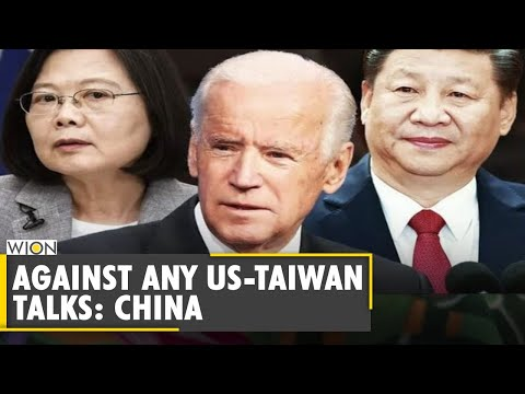 'Stay out of Taiwan', China warns Biden | US-Taiwan relations | US-China conflict |WION English News