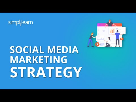 Social Media Marketing Strategy | Social Media Marketing Tutorial For Beginners | Simplilearn