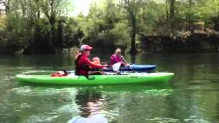 Caney Fork River with Paddle Adventures Unlimited