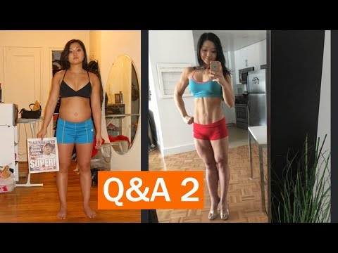 Why Can't You Lose Inches But Lose Weight Despite Clean Eating & Exercise Short Q&A Series 2