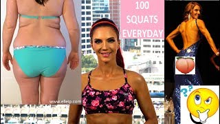 100 Squats A Day Everyday