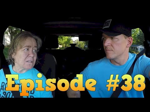 Episode #38 - You'll hear why I hide my emotions from my Mother