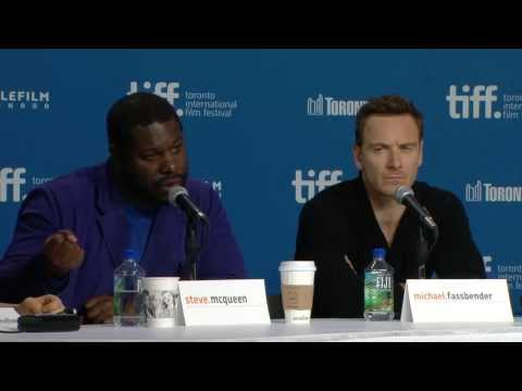 12 YEARS A SLAVE Press Conference   Festival 2013
