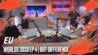 Bot Difference (ft. Perkz) | EUphoria Worlds 2020 Episode 4