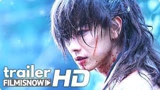 RUROUNI KENSHIN: THE FINAL/THE BEGINNING (2020) Teaser Trailer ft. Takeru Satoh