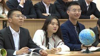 У студентов из Китая завершилось обучение русскому языку