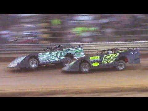 ULMS Super Late Model Heat Two | Tyler County Speedway | 6-30-18