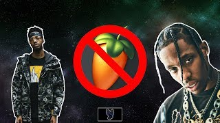 🤢🤮 How to Make a Trap Beat WITHOUT FL Studio