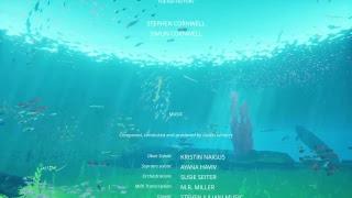 Journey underwater