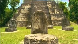 Тикаль  Исчезнувший Город Майя