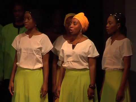 5'th International Music Festival, Maputo, Mozambique
