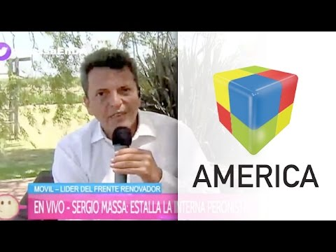 "Sergio Massa: ""Soy adversario de Macri, no enemigo"""