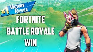 Squad Win Clip in Fortnite: Battle Royale