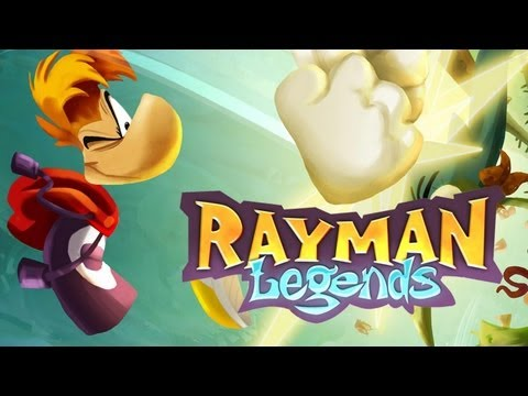 Rayman Legends (ITA) [PC]: GIOCO STUPENDO!