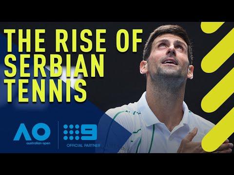 Djokovic's Impact On Serbian Tennis - Australian Open | Wide World Of Sports