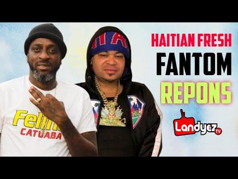 Haitian Fresh Reponn Fantom Bagay Lan Chavire Li Pase Pran Moun Kap Chofe Dife Yo Tout Bagay Poze