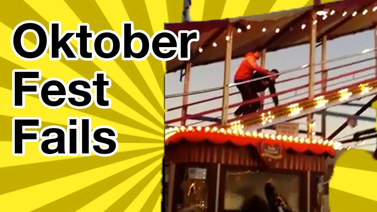 Oktoberfest Fail