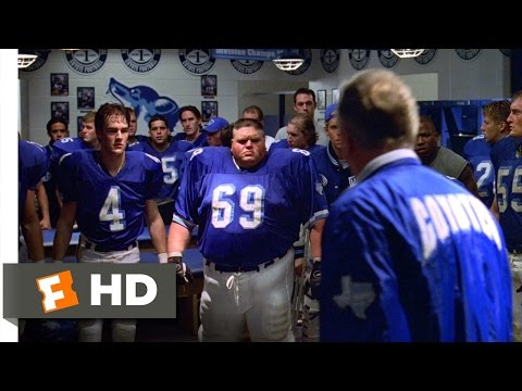 Varsity Blues (7/9) Movie CLIP - Coach Kilmer