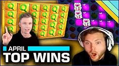 Top 10 Slot Wins of April 2020