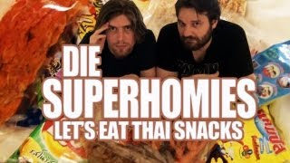 Die Superhomies in Thailand - Let