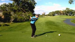 Johnny Utah Sweeping Draw @  13th Joondalup
