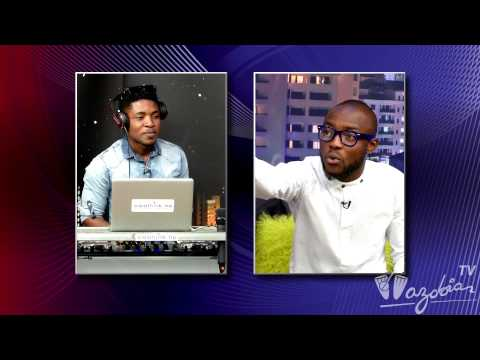 THE LATE NIGHT SHOW - Feat. Fake Banky W | Wazobia TV