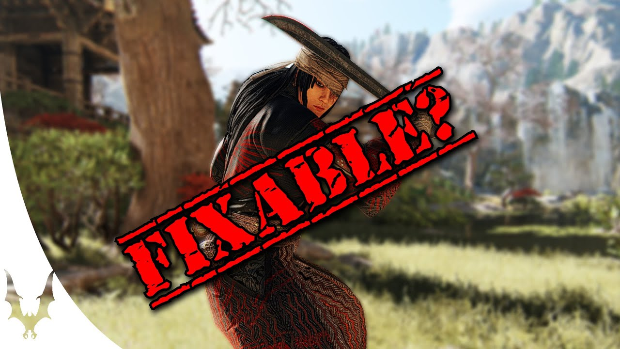 For Honor - Is Kyoshin Fixable?