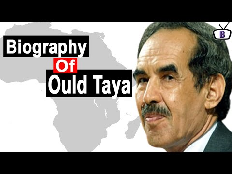 Biography of Maaouya Ould Sid'Ahmed Taya, Former President of Mauritania,Policies,Achievements