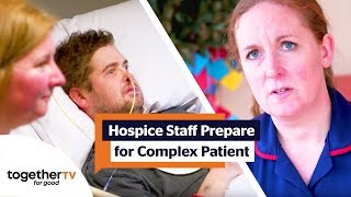 Full episodes available here: https://www.togethertv.com/hospice Th...