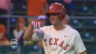 Texas Baseball vs Texas State LHN Highlights [May 2, 2018]