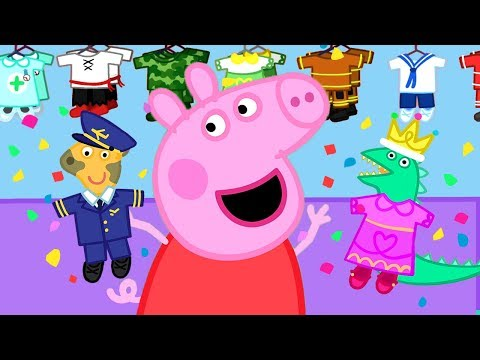Peppa Pig Official Channel 🎉 Peppa's New Year, New Look 🎉