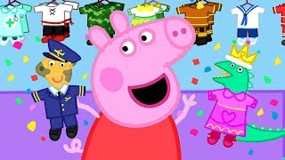 Peppa Pig Official Channel Peppa's New Year, New Look