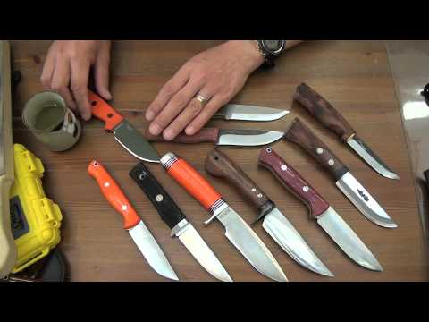 Deer Hunting Knives / My Thought