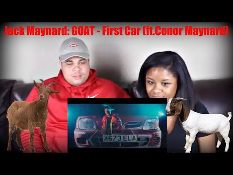 Jack Maynard: GOAT - First Car (ft.Conor Maynard) Reaction!