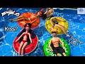 FLOATIES ! Miraculous Ladybug - Pool Party - Water fun Big float Splash Swim Doll Episode Season 2