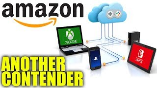 Now Amazon Is Making A Cloud Gaming Service