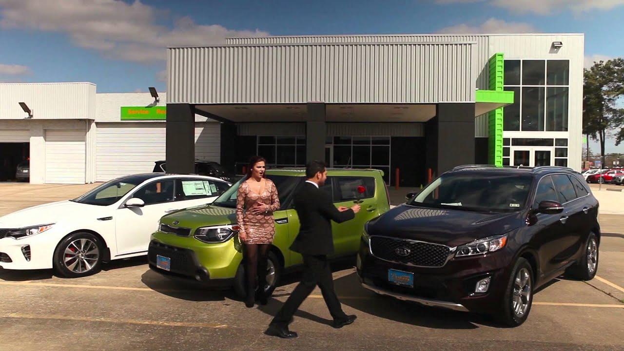 Kia Dealer Serving Houston TX | New Kia U0026 Used Car Dealer | Parkway Family  | Bad Credit Auto Loans