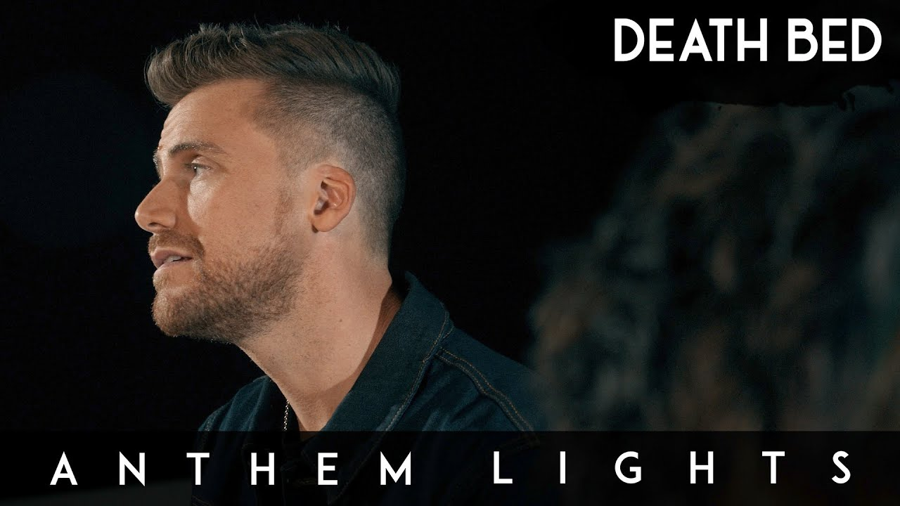 death bed (coffee for your head) - @Powfu | Anthem Lights (Cover) on Spotify & Apple